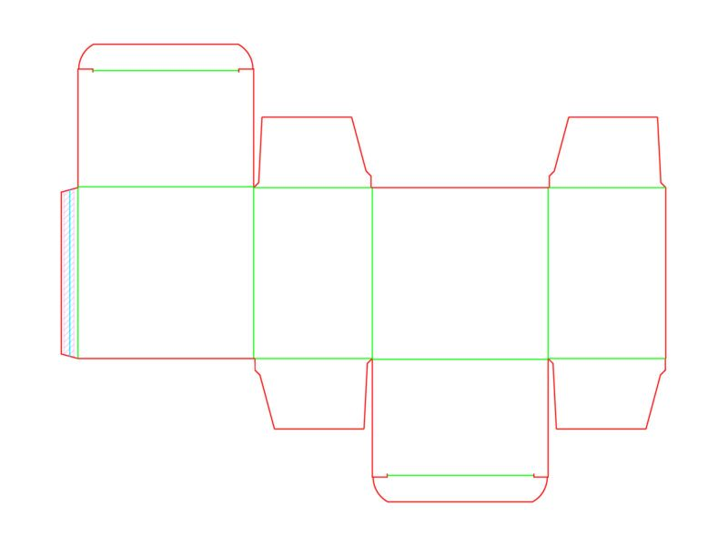 Opakowanie jednopunktowe - siatka